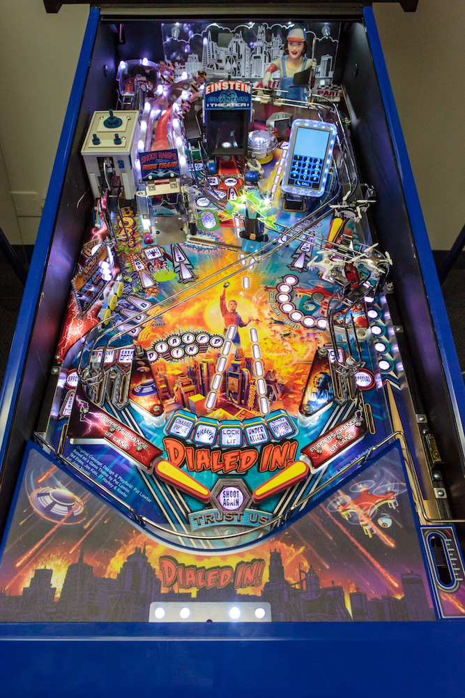 Dialed In Pinball Machines For Sale Collector Edition