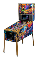 Guardians Of The Galaxy Pinball Machine Limited Edition