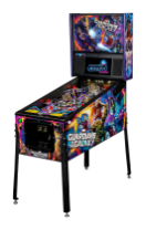 Guardians Of The Galaxy Pinball Machine Premium Edition