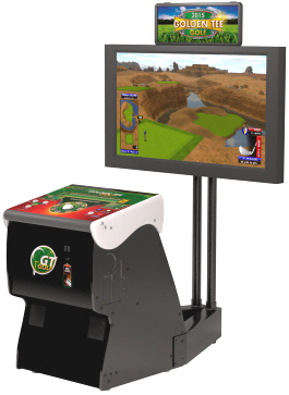 Golden Tee Golf for sale | 2019 Home Edition